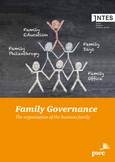 Titelbild der Broschüre Family Governance - The organization of the business family