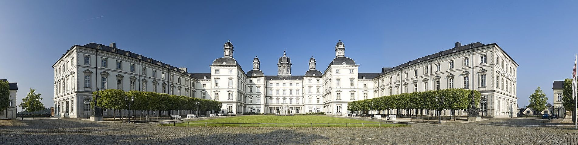 The event will be held at Schloss Bensberg.